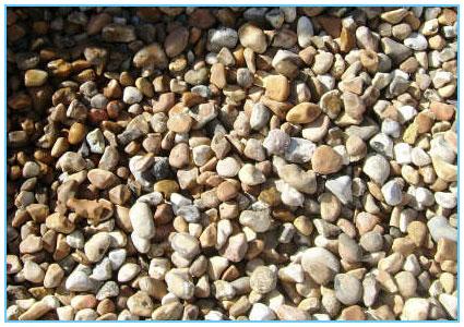 20mm pebbles